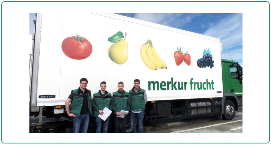 Merkur Frucht